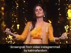 Katrina Kaif ने सलमान खान के सामने ही उतारी उनकी नकल, भाईजान भी रह गए हैरान- देखें Video