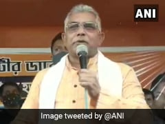Amit Shah, JP Nadda To Visit Bengal Every Month Till End Of Assembly Polls: Dilip Ghosh