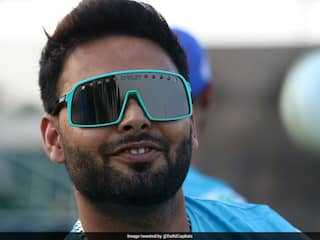 """Anybody Asked For Cool"": Rishabh Pant, Shikhar Dhawan Ahead Of Delhi Capitals IPL Opener"