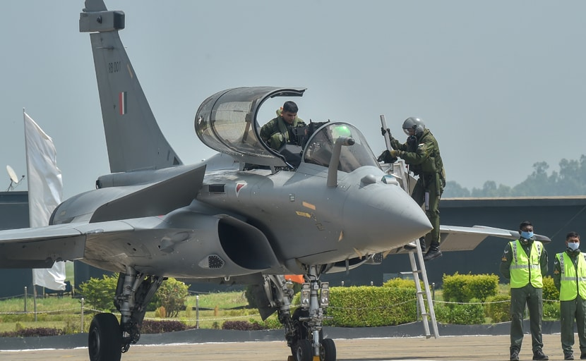 Rafale Induction Gives India Edge Over Entire Region: French Minister