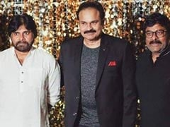 Chiranjeevi And Pawan Kalyan's Brother Naga Babu Tests COVID-19+ve, Pledges To Donate Plasma