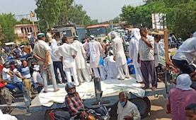 पंजाब, हरियाणा और यूपी के कुछ हिस्सों में कृषि विधेयकों को लेकर बड़े पैमाने पर किसानों का विरोध प्रदर्शन