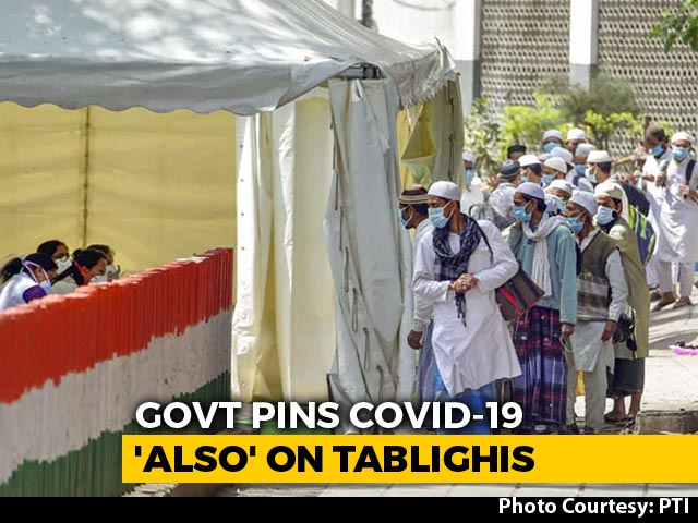 """Video : Tablighi Event Led To Covid Spread Among """"Many"""": Government To Parliament"""