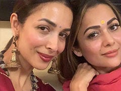 """""""Why,"""" Asks Angry Amrita Arora After Sister Malaika's COVID Test Result Is Shared Online"""