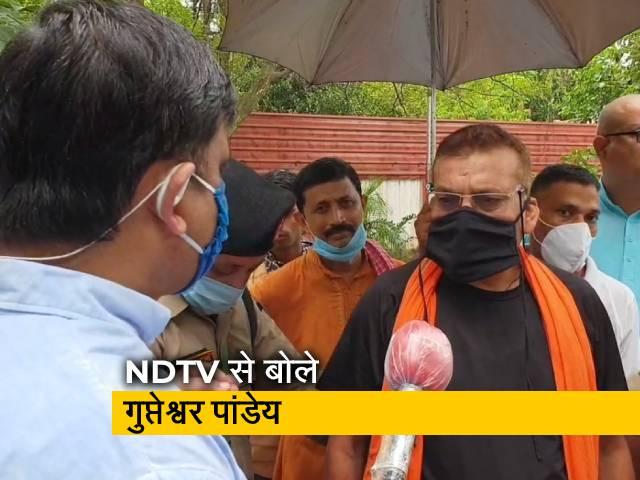 Videos : लोगों की सेवा करने का बहुत बड़ा प्लेटफॉर्म है राजनीति: गुप्तेश्वर पांडेय