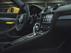 Porsche 718 Spyder And Cayman GT4 Now Available With Automatic Transmission