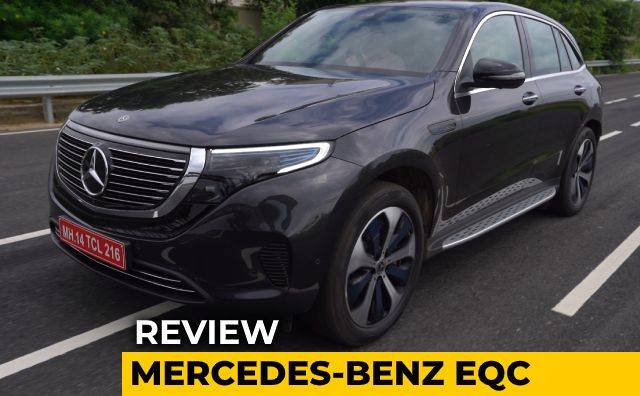 Video : Mercedes-Benz EQC Review| First Fully Electric Mercedes Car Now In India