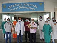 ITBP रेफरल हॉस्पिटल में सशस्त्र बलों के कोरोना संक्रमित करीब एक हजार कर्मियों-परिजनों का हुआ इलाज