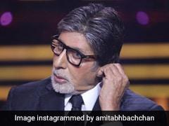 अमिताभ बच्चन के कान में घुस गया था 'कनखजूरा' और फिर हुआ कुछ ऐसा, Photo शेयर कर एक्टर ने बताई दास्तां