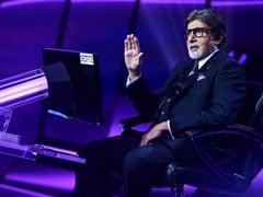 BJP Leader Seeks Police Action Against Amitabh Bachchan Over KBC Question