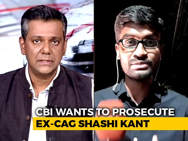 Video : AgustaWestland Case: CBI To Prosecute Ex-Chief Auditor And 4 Others