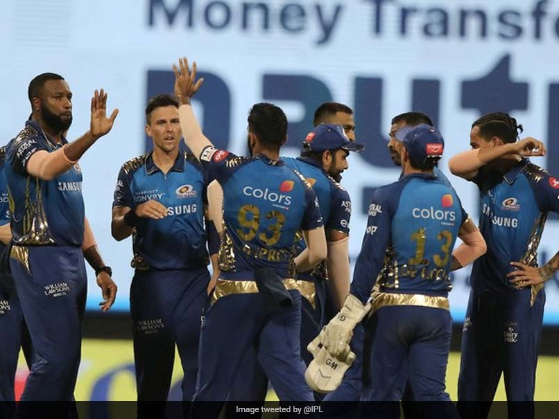 IPL 2020, KKR vs MI: No Partnership From Kolkata Knight Riders Threatened To Chase Mumbai Indians' Total, Says Sachin Tendulkar