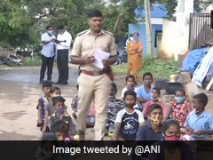 """It Is My Priority"": Karnataka Cop Who Teaches Migrant Children Every Day"