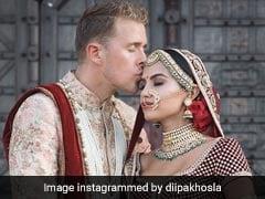 ऑस्ट्रेलिया में प्यार, उदयपुर में प्रपोज और शादी में आया ऐसा Twist, फिर दूल्हे ने छुए दुल्हन के पैर...