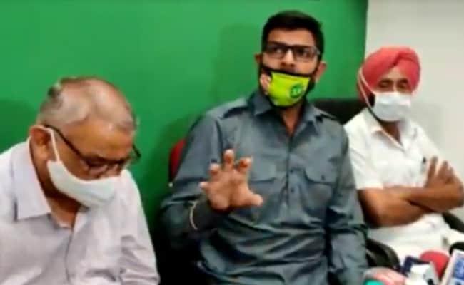BJP Ally Jannayak Janta Party Seeks Withdrawal Of Cases Against Farmers