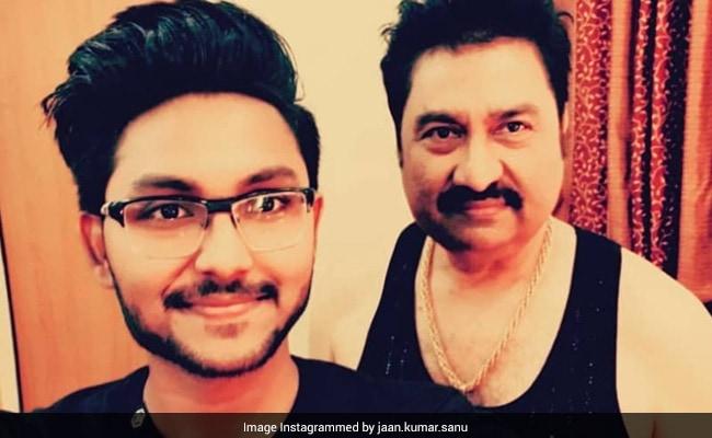 """Photo of Kumar Janu Who? """"Meme Mat Banao Yaar,"""" Says Kumar Sanu's Son"""