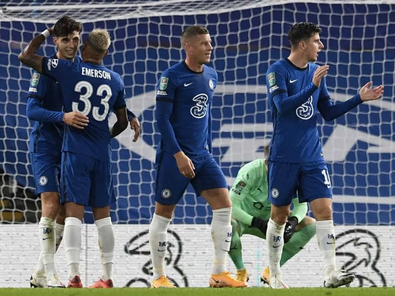 Carabao Cup: Kai Havertz Hat-Trick Helps Chelsea Hit Six, Arsenal Edge Out Leicester