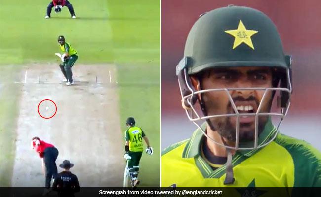 Eng Vs Pak: अजीबोगरीब तरह से बोल्ड हुए बाबर आजम, आउट होने के बाद बनाया ऐसा चेहरा... देखें Video