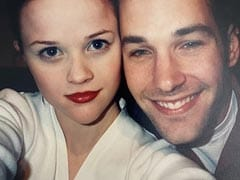 True Story: Reese Witherspoon And Paul Rudd Took A Selfie Way Before Millennials Did