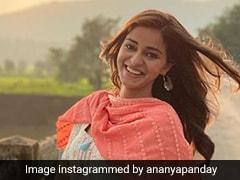 "Ananya Panday Shows Us Her True ""Desi"" Self In A Salwar Kameez"
