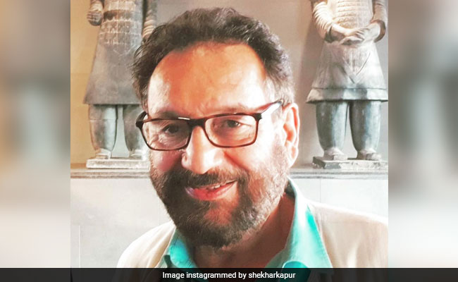 Shekhar Kapur Is The New President Of FTII Society And Its Governing Council