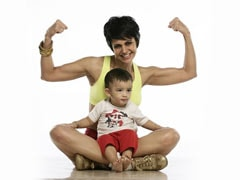 """Mandira Bedi's Post For The """"Love"""" Of Her Life Vir Is Everything"""