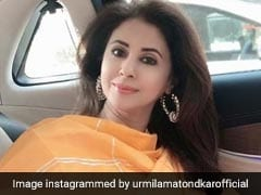 Shiv Sena Leader Says Urmila Matondkar Will Join Party Tomorrow
