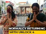 Video : Unlock4: Temples Reopen In Tamil Nadu; Pubs, Bars In Bengaluru With 50% Capacity