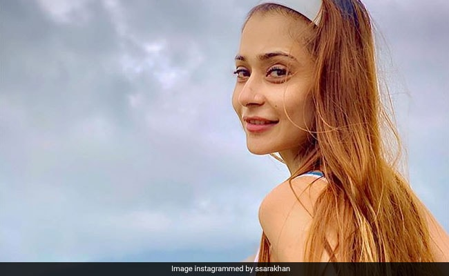 Actress Sara Khan Tests Positive For COVID-19. Ankita Lokhande And Other TV Stars Wish Her A Speedy Recovery