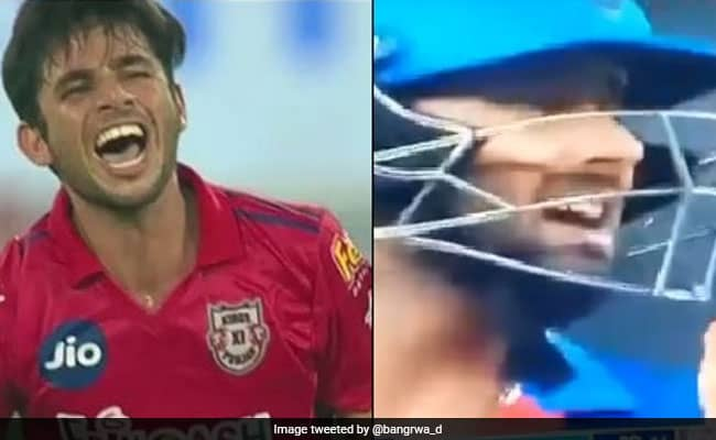 IPL 2020 DC vs KXIP Ravi Bishnoi's Brilliant Comeback, Bold Rishabh Pant After Being Hit For A Four