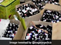 "Assam Police's ""<i>Rasode Mein Kaun Tha</i>"" Tweet On Drug Bust"