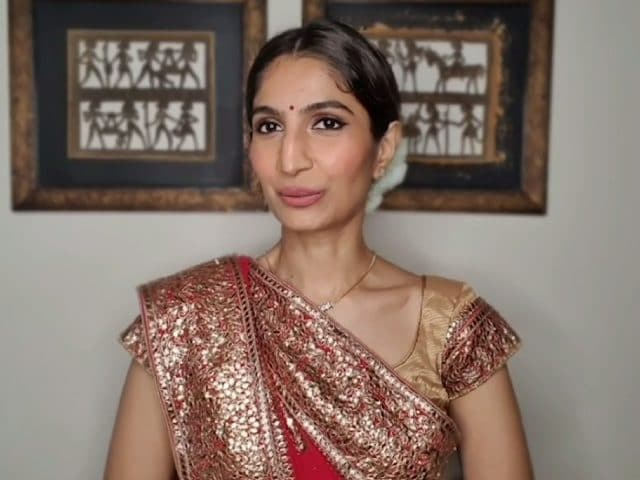 Video : Step-By-Step Bridal Makeup Tutorial For Wedding Makeup At Home