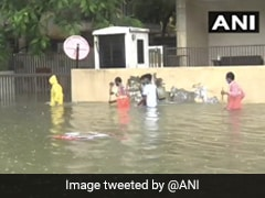 Mumbai Saw One Of The Heaviest Showers Of This Monsoon Season