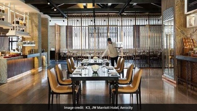 Here's Why K3 At JW Marriott New Delhi Is The Perfect Place To Unwind Post-Lockdown
