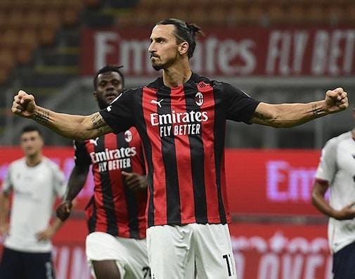 Zlatan Ibrahimovic Tests Positive For Coronavirus, Says AC Milan