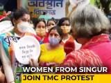 Video : Farm Bills Protests Revive Trinamool Congress' Memories Of Singur Agitation