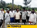 Video : 3 Men, Including Priest's Son, Found Murdered In Karnataka Temple: Police