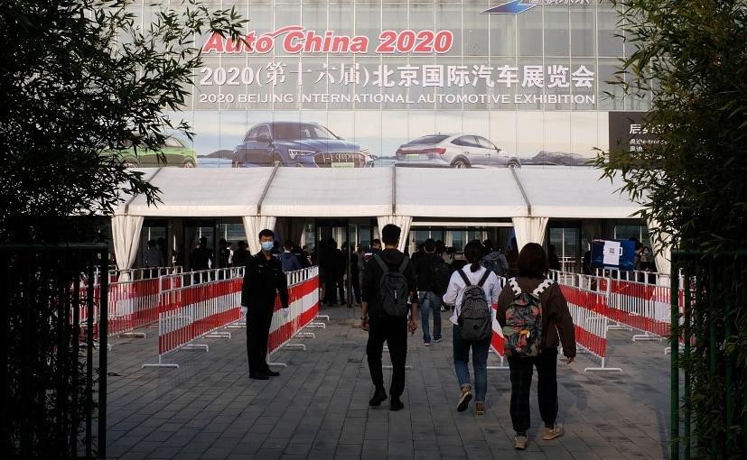 Beijing Autoshow: Demand Rebound, EV Boom Mix With Murky Outlook