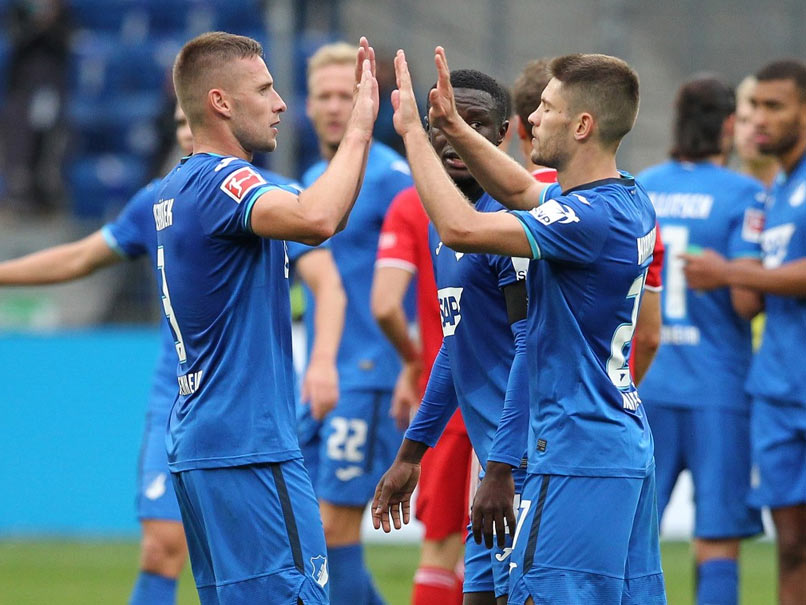 Bayern's unbeaten run ends with 4-1 loss to Hoffenheim_china