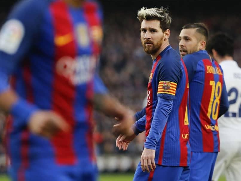 "Lionel Messi Still In Barcelonas ""Group Chat"", Says Teammate Frenkie De Jong"