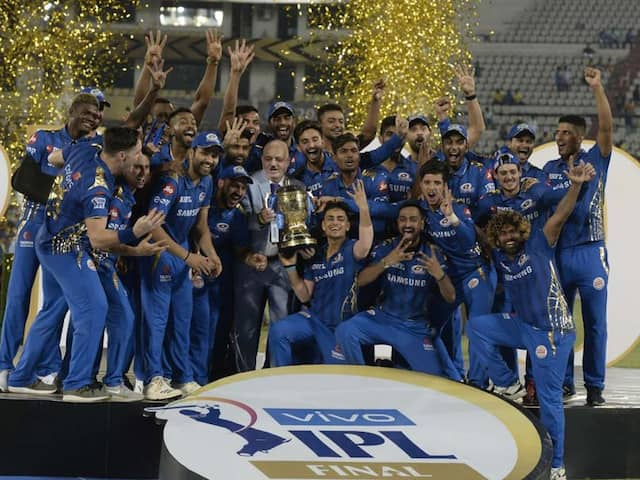 IPL 2020: Worlds Best Mumbai Indians Attempt Back-To-Back IPL Titles