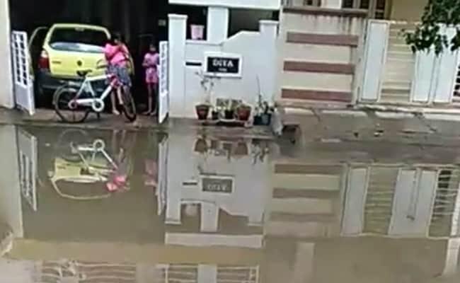 Heavy Rain In Parts Of Bengaluru, Relief Work Is Underway: Chief Minister