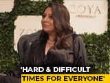 """Video : """"Difficult Times For All Of Us, We Are In It Together"""": Gauri Khan On Coping With Pandemic"""
