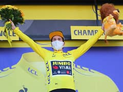 Tour de France: Roglic Retains Tour Lead, Kragh Andersen Wins Stage 19