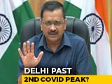 Video : Delhi Has Already Peaked In Covid 2nd Wave, Experts Say: Arvind Kejriwal