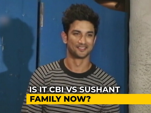 Video : AIIMS Doctor Said Sushant Singh Rajput Was Strangled: Family Lawyer