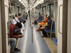 Delhi Metro Resumes First Time After COVID-19, Pics And Twitter Buzz