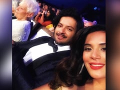 When Richa Chadha And Ali Fazal Went To The Venice Film Fest For His Film