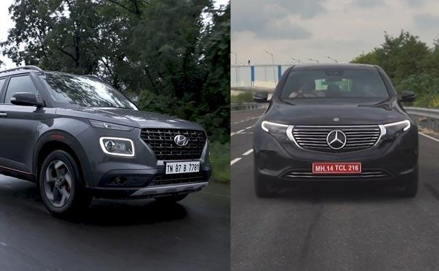 Video : Mercedes Benz EQC Review, Hyundai Venue IMT Review