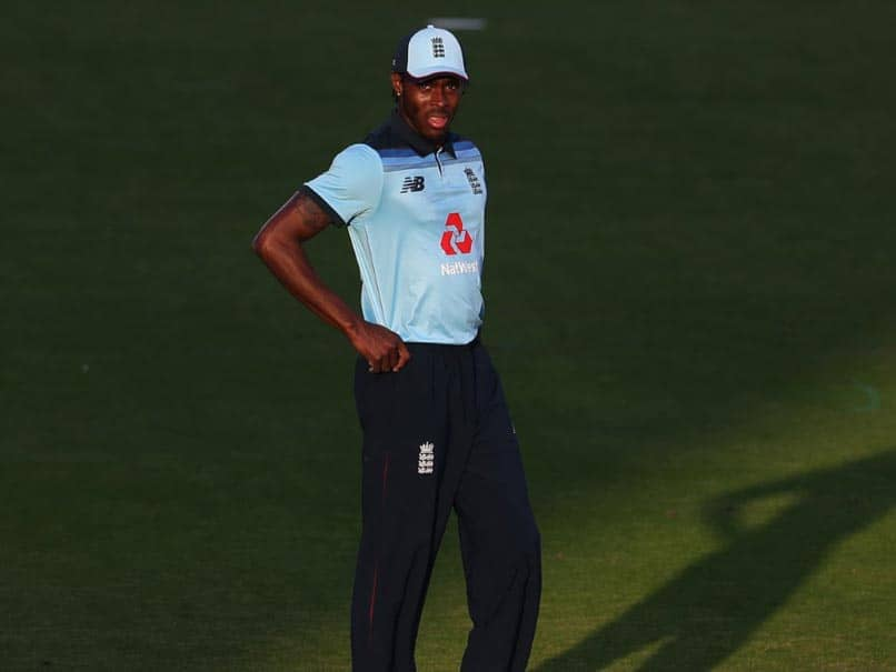 England vs New Zealand: Jofra Archer Ruled Out Of Series With Elbow Injury